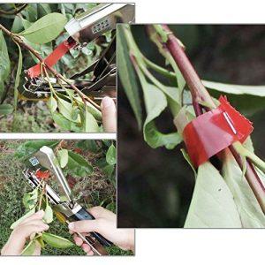 maquina de cinta para atar plantas