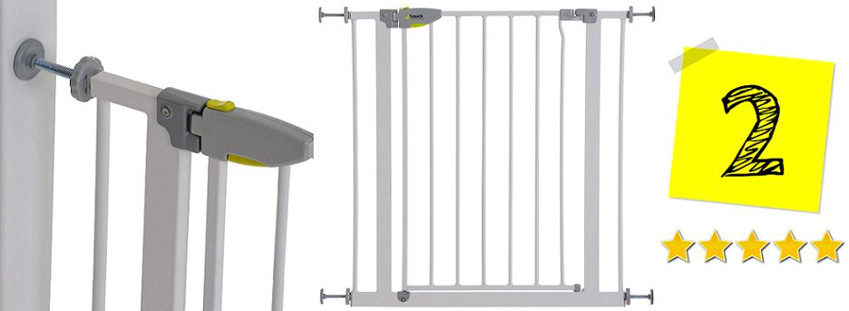Barrera de seguridad para, escaleras, materiales de madera y aluminio, fijación sin tornillería, barrera seguridad niño