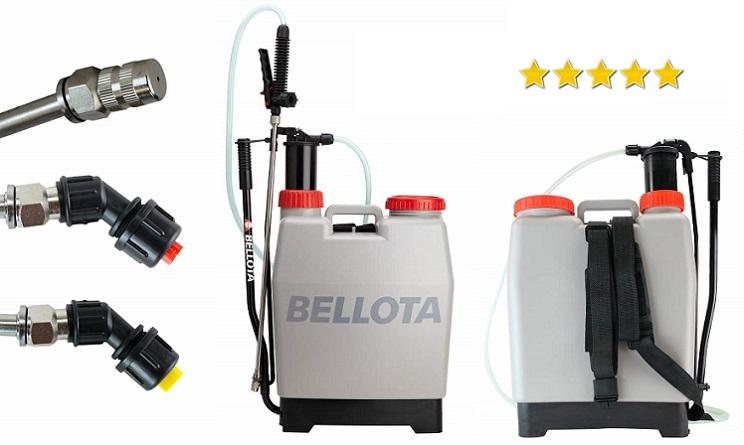 Pulverizador 12 litros manual, Pulverizador Profesional grande pulverizador bellota