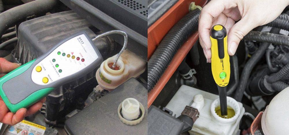 aparato para comprobar líquido de frenos, probador de líquido de frenos, tester para líquido de frenos, tester líquido de frenos, tester liquido frenos, lápiz tester para líquido de frenos