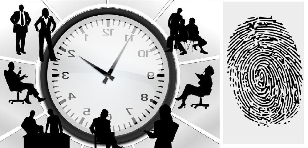 reloj control biométrico, reloj checador de huella digital, reloj checador digital, lector biométrico de huella digital, lector de huella dactilar