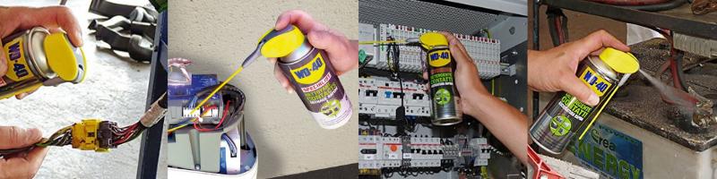 precio limpia contacto eléctrico, limpiador de contactos eléctricos ecom, limpiador de contactos