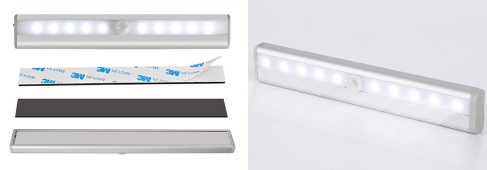 La Mejor Luz Led Con Sensor Para Armarios 2021