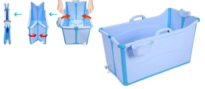 bañera de plástico plegable, bañera inflable adulto, bañera inflable niños, bañera inflable piscina adulto