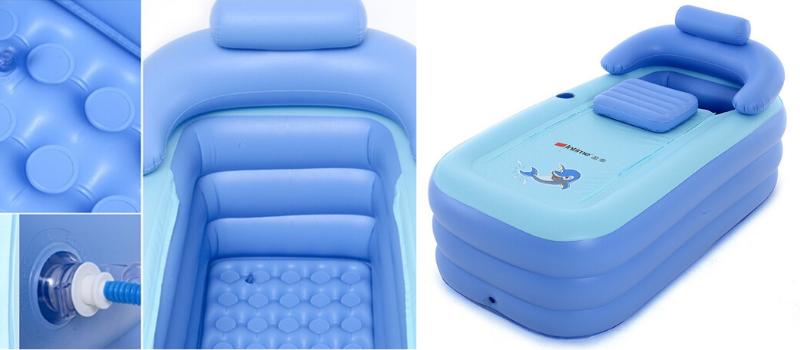 La mejor bañera inflable del mercado, top 1 bañera inflable adulto, bañera inflable adulto, bañera hinchable para adultos individual