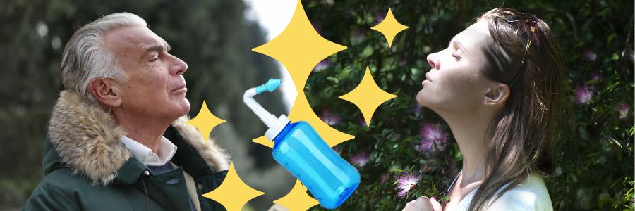 Tienda online de botellas nasales, pulverizador nasal alergia, pulverizador nasal nasonex