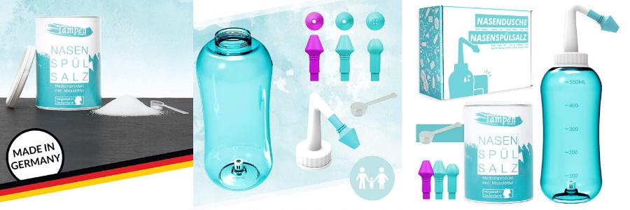 spray nasal agua de mar, spray nasal agua de mar mercadona, spray nasal bebe, kit de lavado nasal