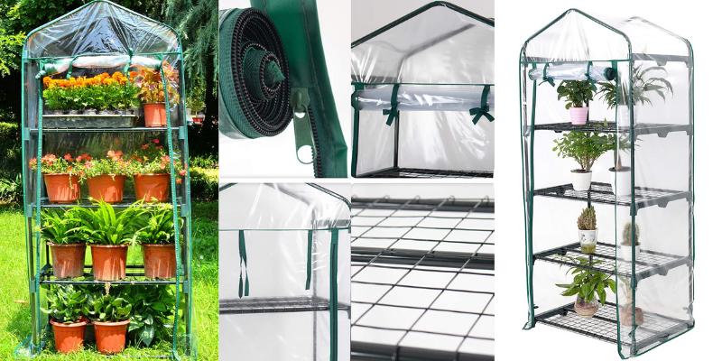 mini vivero en casa, invernadero para balcon, mini invernadero amazon, mini invernadero leroy merlin, invernadero terraza casero
