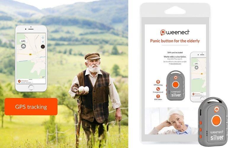 botón de emergencia para adultos, botón localizador para niños, localizador portatil para niños