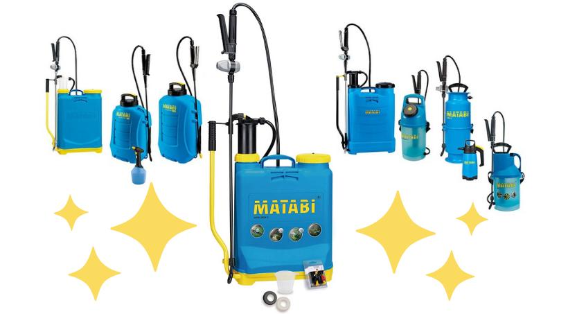 El mejor pulverizador del mercado, el pulverizador mas vendido, pulverizador manual bueno, pulverizador de marca matabi